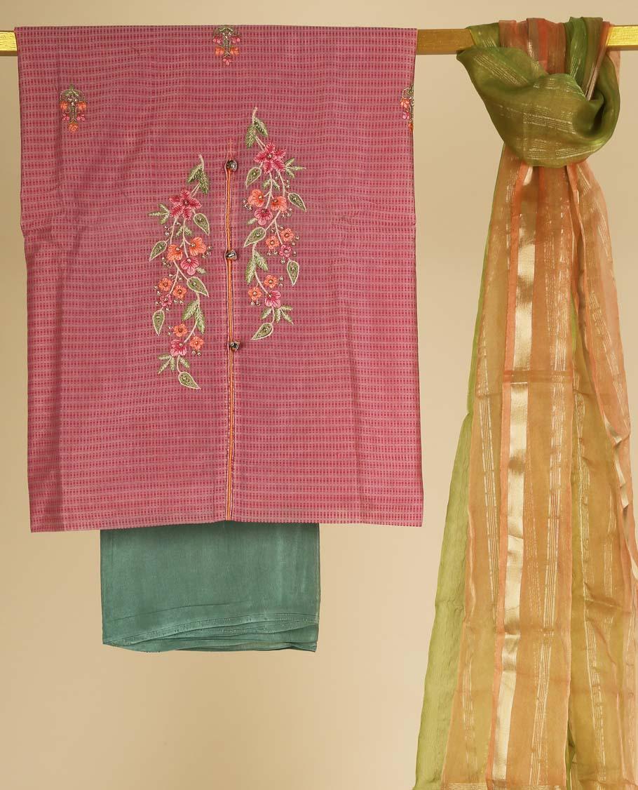 Cotton Chudidhar Material UCMA010