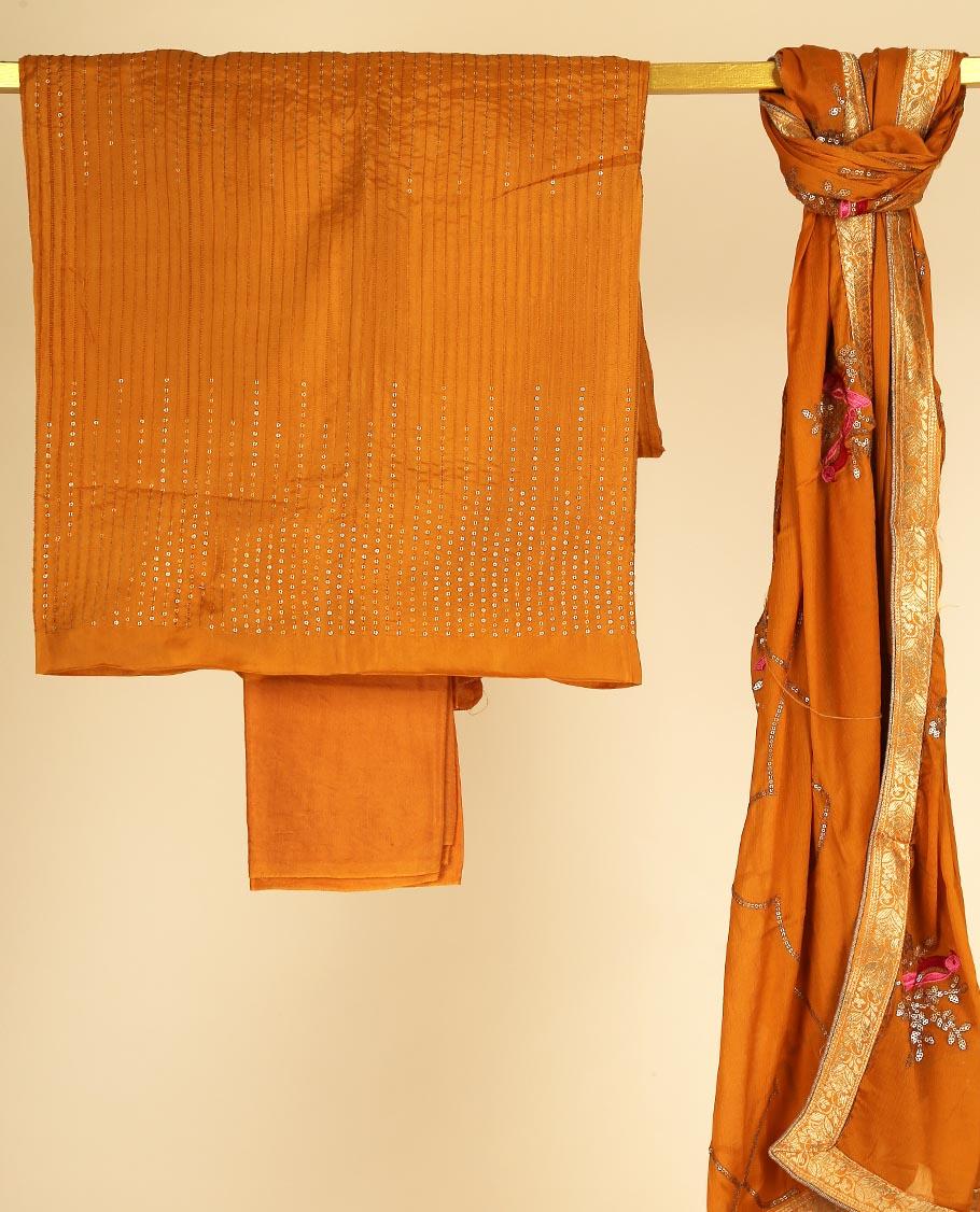 Cotton Chudidhar Material UCMA071
