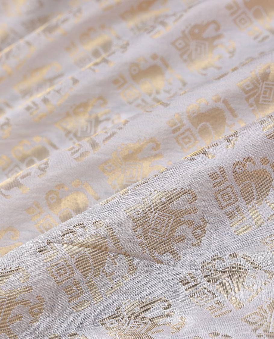 Pure Silk Multi Use Material MUMN234