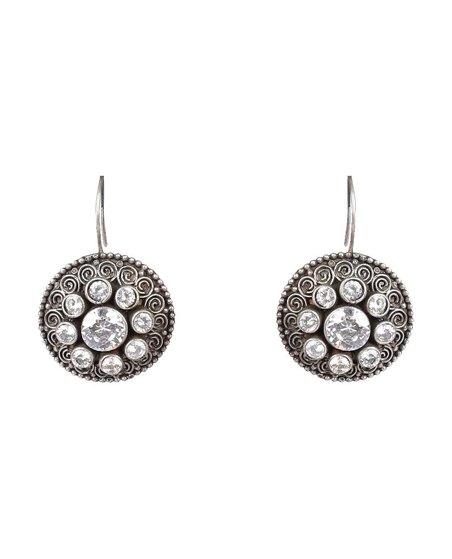 Silver Plated Ear Rings